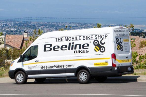 Beeline Bikes Propels Development in California With Opening of New Mobile Bike Shop in Sacramento
