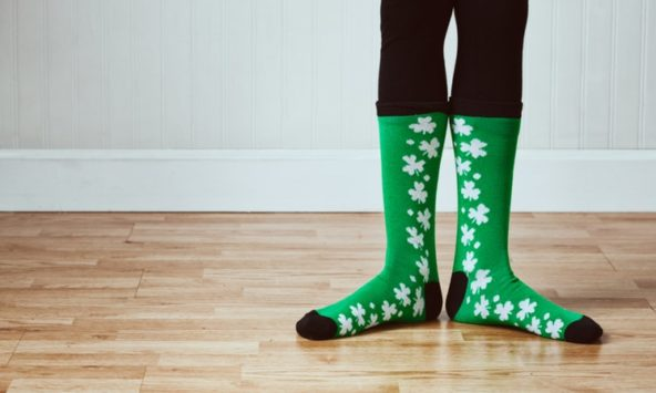 Why Do People Wear Green On St. Patrick's Day?