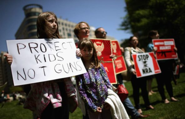 Students Across America Stage School Walkouts to Protest Gun Violence