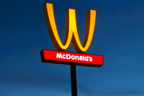 McDonald's Is Turning Its Golden Arches Upside-Down for Women