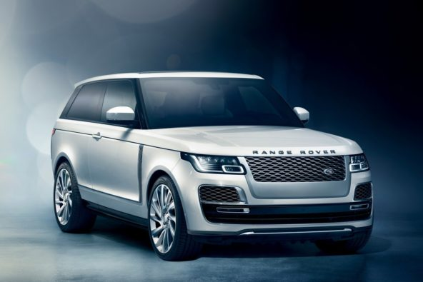 Ride of the Week: Land Rover Introduces New Range Rover SV Coupe