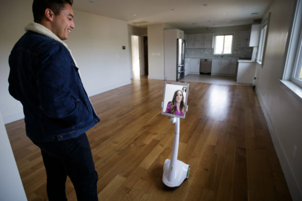 Your Next Real Estate Agent Might Be a Robot
