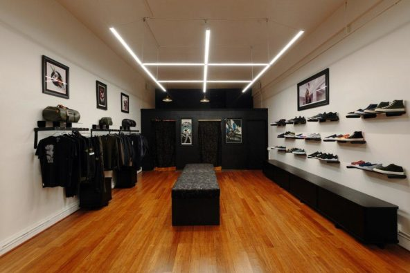 The Darkside Initiative Opens Its Second Retail Store In San Francisco