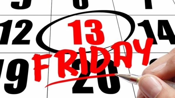 What's Up With The Superstition Behind Friday The 13th?