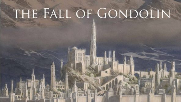 New J.R.R. Tolkien Book The Fall of Gondolin To Be Published In August