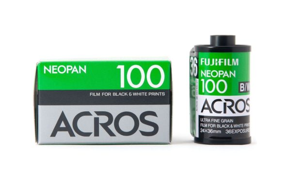 Say It Isn't So... Fujifilm Will Discontinue Black & White Film Products