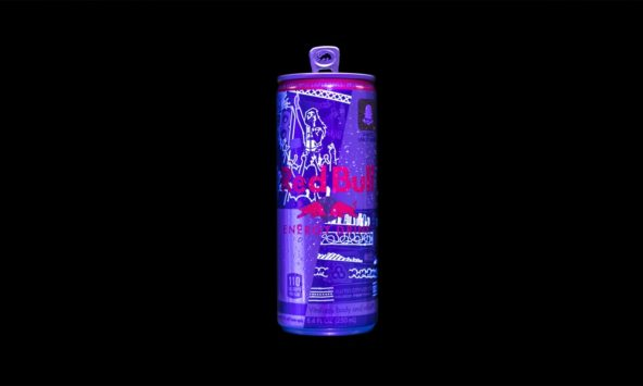 Here's Where You Can Grab Red Bull's Glow-In-The-Dark UV Cans