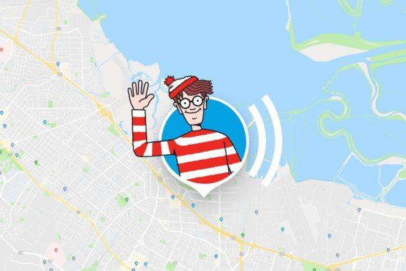 Google Maps Taps 'Where's Waldo?' For April Fools' Day