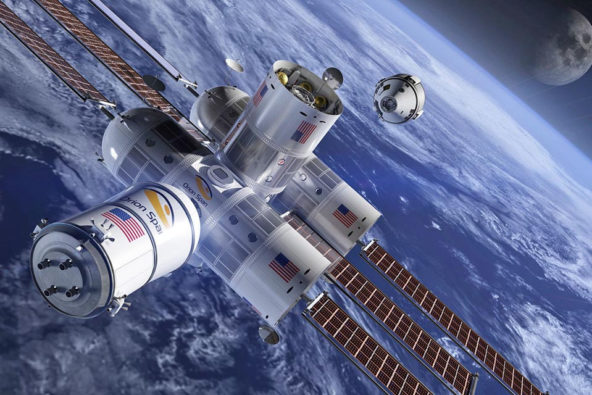 The World's First-Ever Luxury Space Hotel Is Set to Open in 2021
